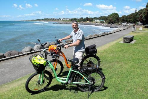 New Plymouth coast cycle trail